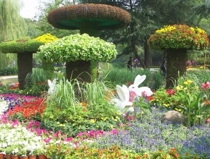 公园花海景观设计